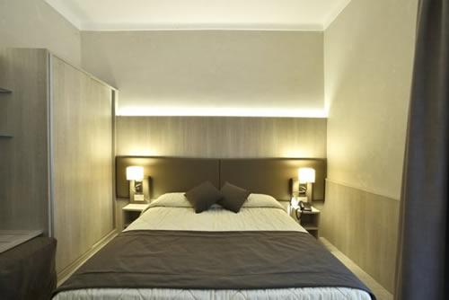 Camera Matrimoniale 14 Mq.Camere Hotel Alassio Camera Vista Mare Con Terrazzo Albergo